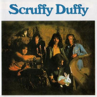 Duffy - Scruffy Duffy 1973 (UK, Heavy Prog)