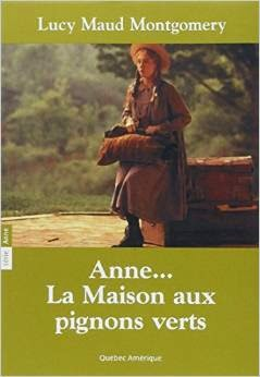 De livres d 39 epice saturday 39 s award book 11 for Anne et la maison aux pignons verts