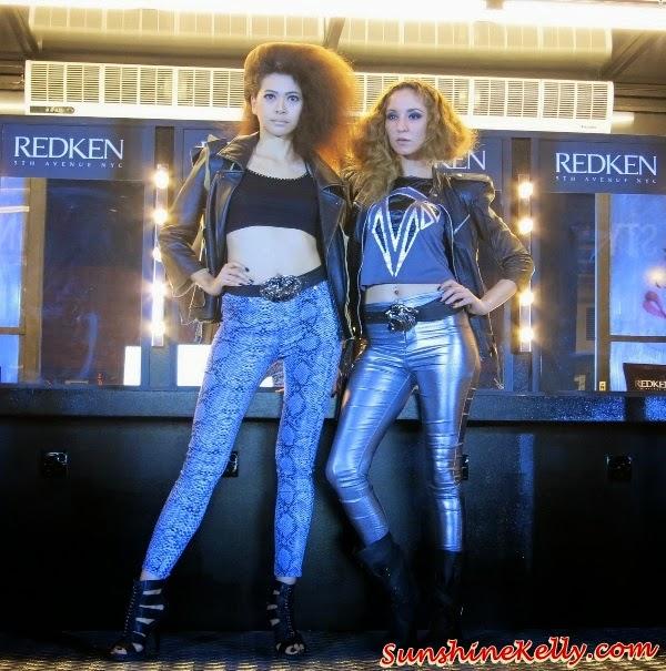 Redken Styling Reinvention Launch & Hair Show, Redken Styling Reinvention, Hair Show, #MYRedkenStyling Roadshows, Hair Roadshow, Hair styling, Redken Styling Reinvention, Redken hair show, Redken Truck, Mobile Salon, Redken Malaysia,