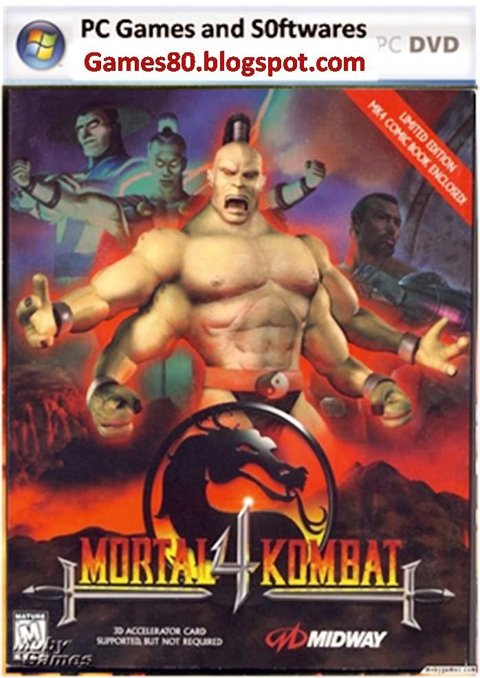 mortal kombat 4 free download pc game full version