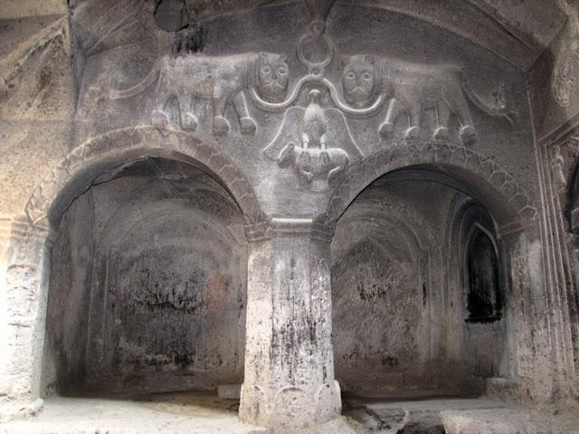 Armenia, monasterio de Geghard