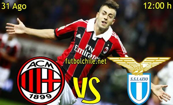 Milan vs Lazio - Serie A - 12:00 h - 31/08/2014