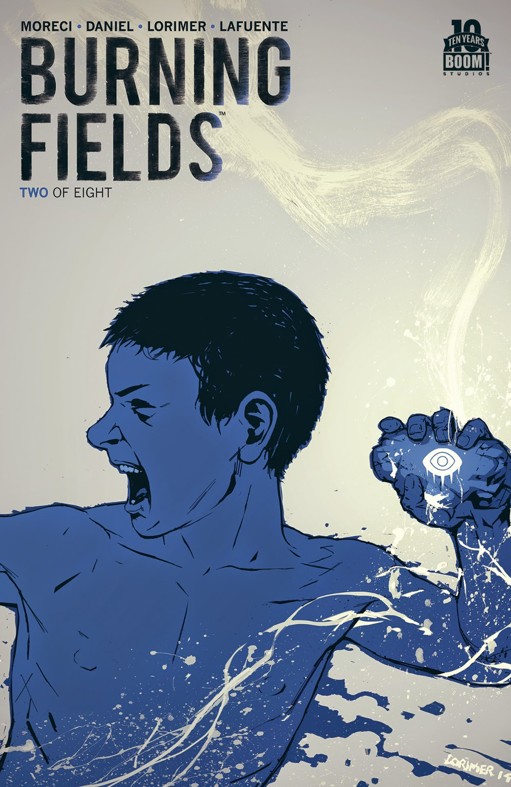 Burning Fields #2