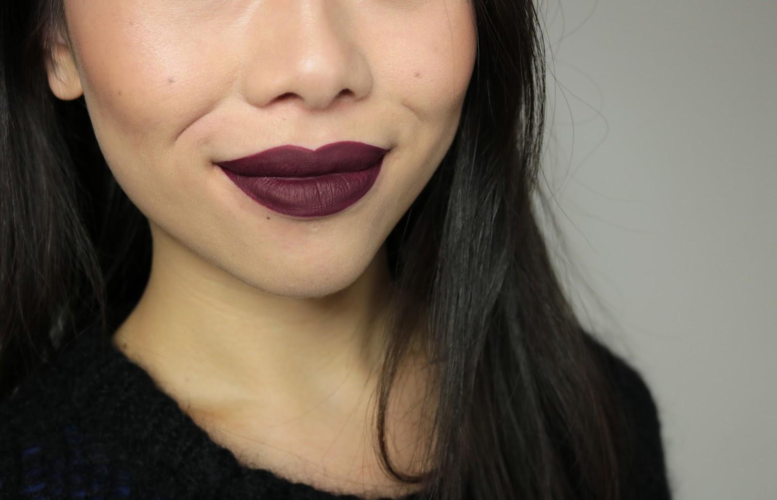 Les Everlasting Liquid Lipsticks de Kat Von D Exorcism