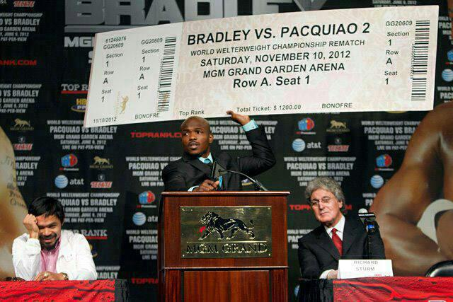 Pacquiao Bradley Rematch