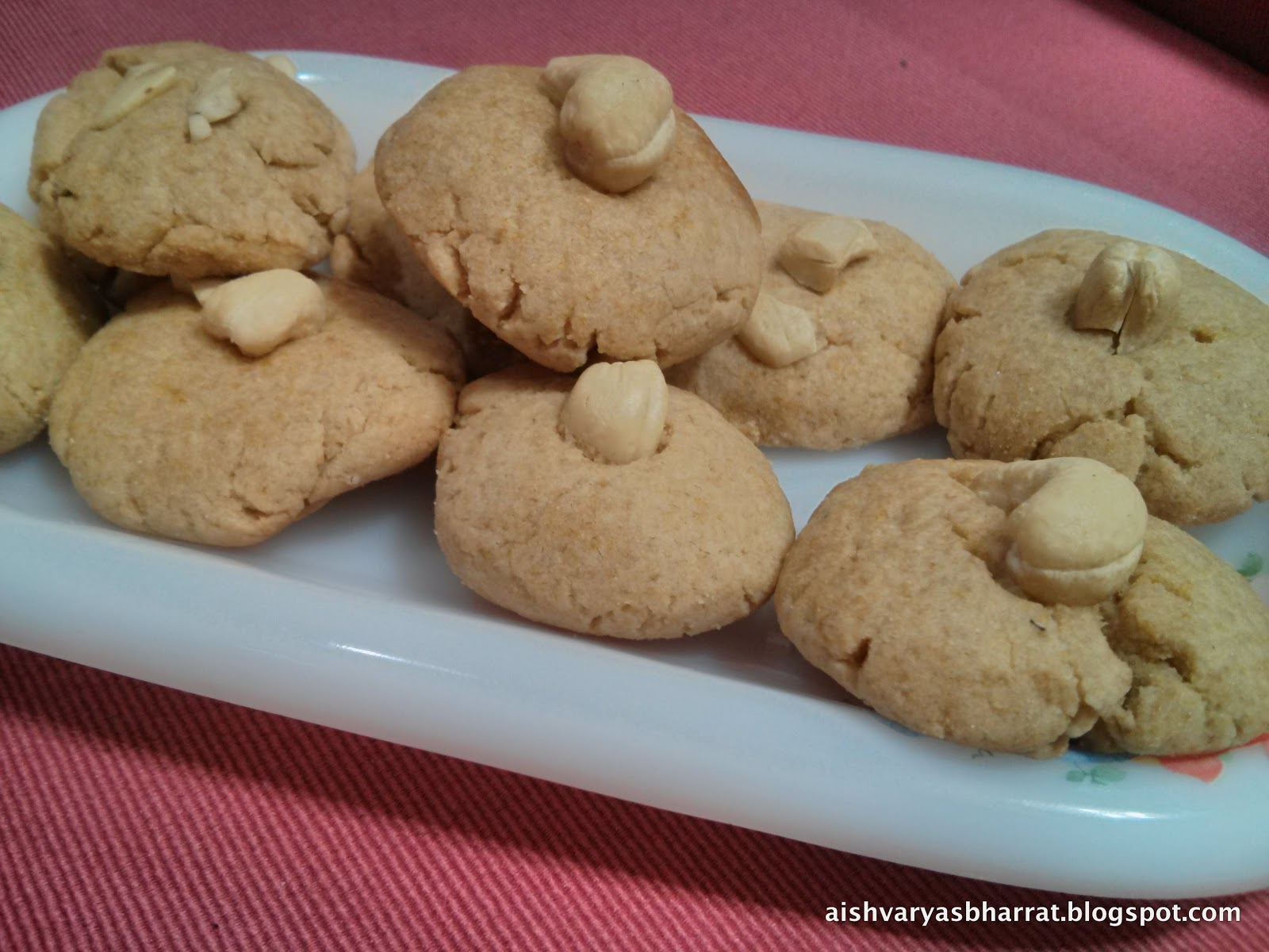 Recipe of chocolate cookies without oven