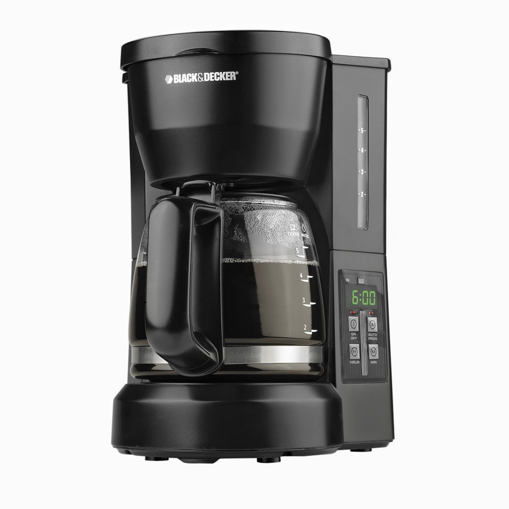Black And Decker Coffee Maker Will Not Turn On : CAPPYinBOSTON: June 2014
