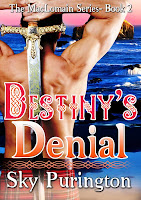 Destiny's Denial (The MacLomain Series- Book 2)