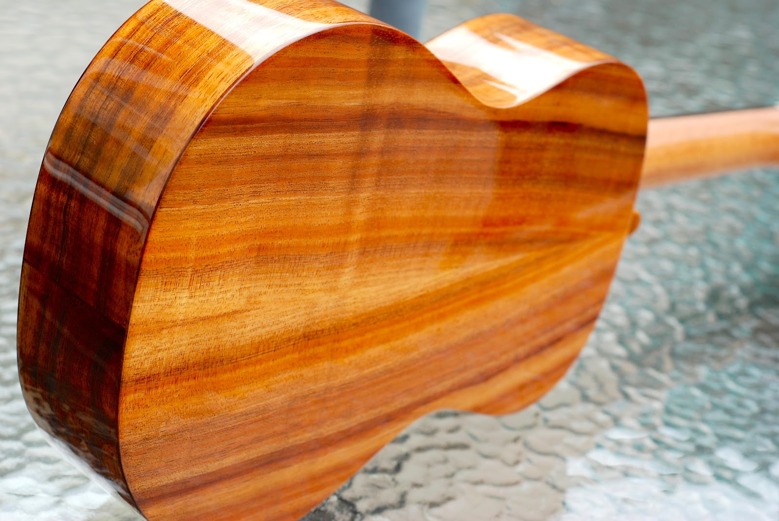 Koa Wood And Silver Rings