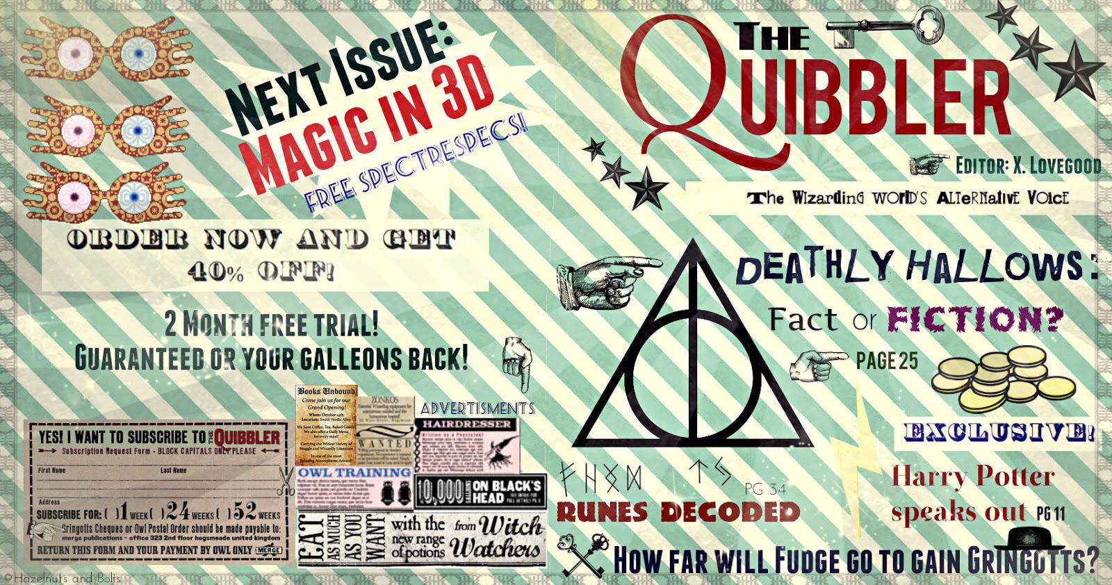 Quibbler Cover Lunar Rainbows Reviews...