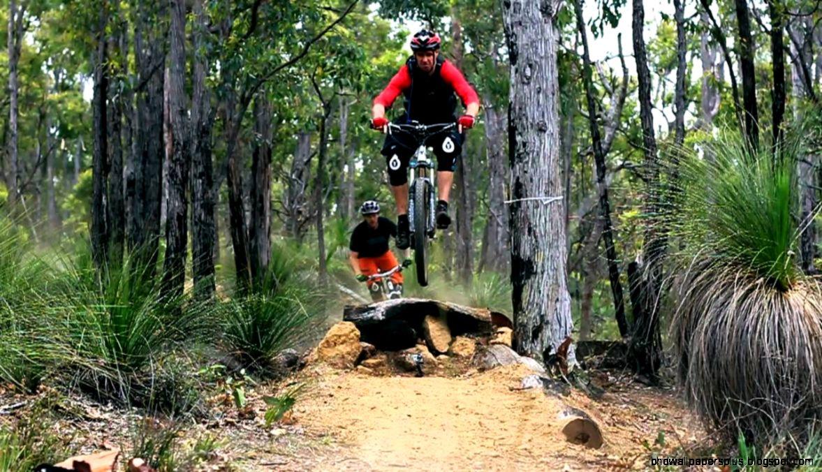 The Kalamunda Circuit A trail riding mountain bike video by the