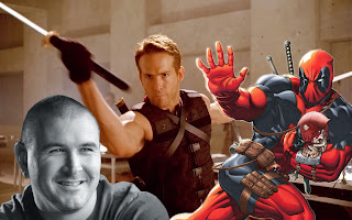 Deadpool movie Ryan Reynolds Tim Miller
