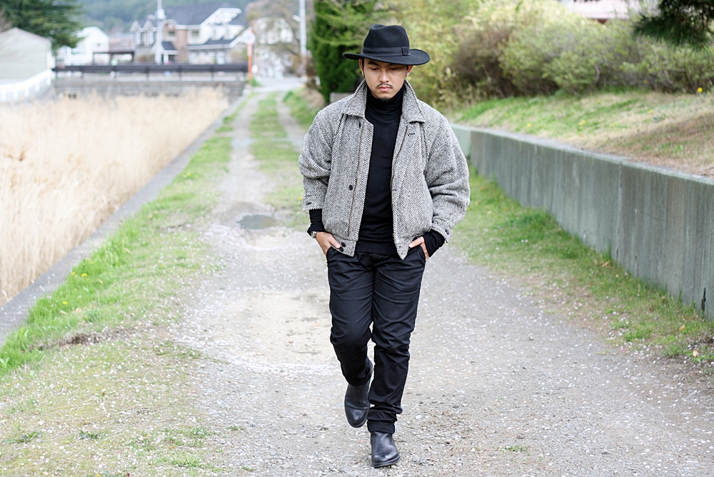 DELUXSHIONIST FASHION BLOGGER INDONESIA - JAPAN SPRING OUTFITS 2015