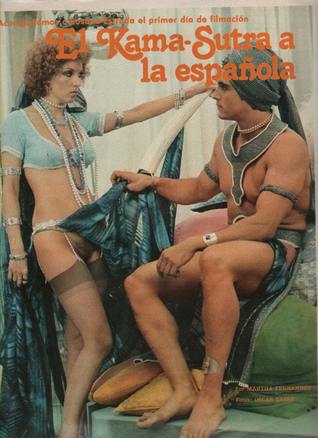 Susana Estrada El Primer D A De Filmaci N Del Kamasutra Articulo