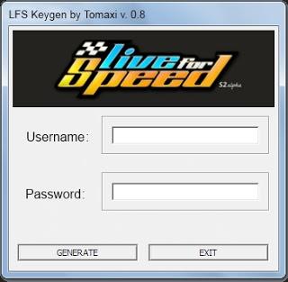 lfs 0.6 e s2 keygen