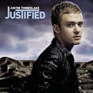 Justin Timberlake  Album on Album Justin Timberlake Justified Jpg