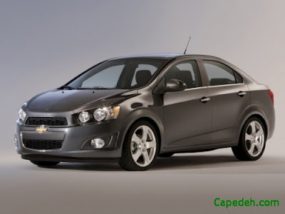 Chevrolet Sonic 2012
