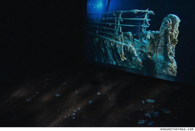 Останки Титаника