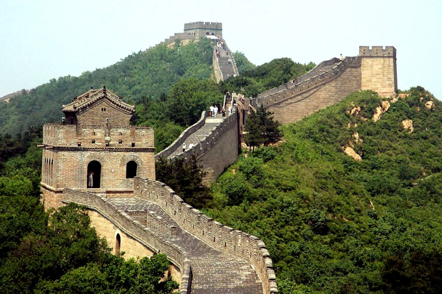 Great Wall of China Google