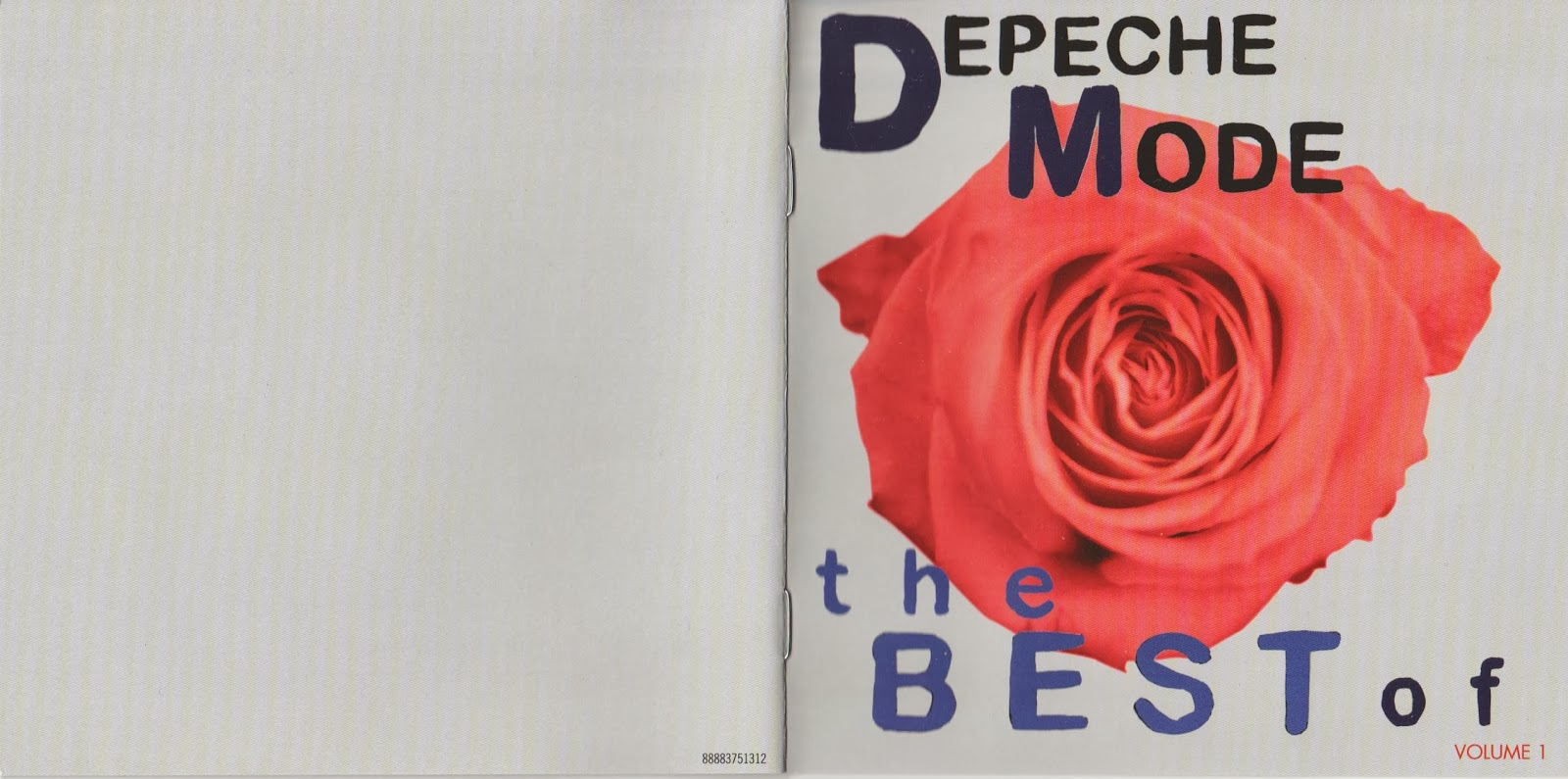 Depeche mode the best of volume 1 mp3