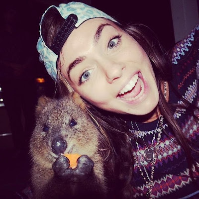 Quokka Selfie Is Cutest Trend In Australia Right Now