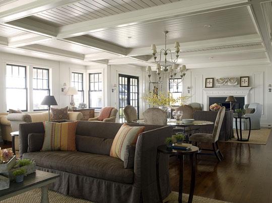 New home interior design nantucket shingle style for Nantucket interior style