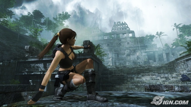 Tomb Raider Underworld PC Full Español ISO Descargar DVD9