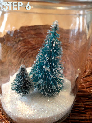 Cheap n' Easy DIY Snow Globe