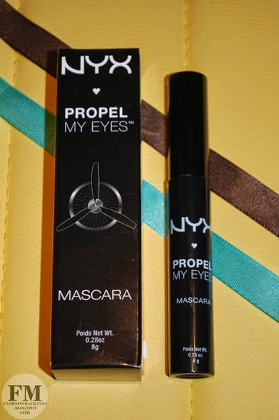 NYX PROPEL MY EYES | MASKARA DO RZĘS