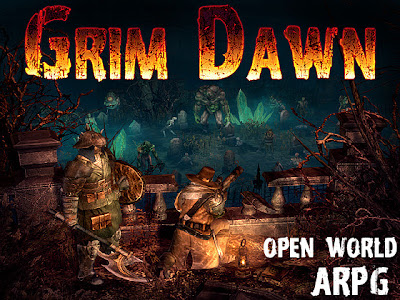 Grim Dawn Alpha PC Game Full Download