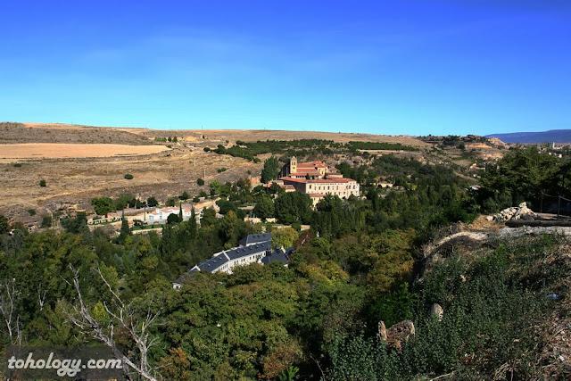Сеговия Испания Segovia Spain