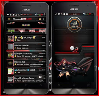 BBM Republic Of Gamers