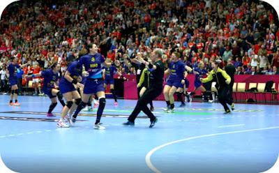Romania in careul de asi la Mondialul din Danemarca