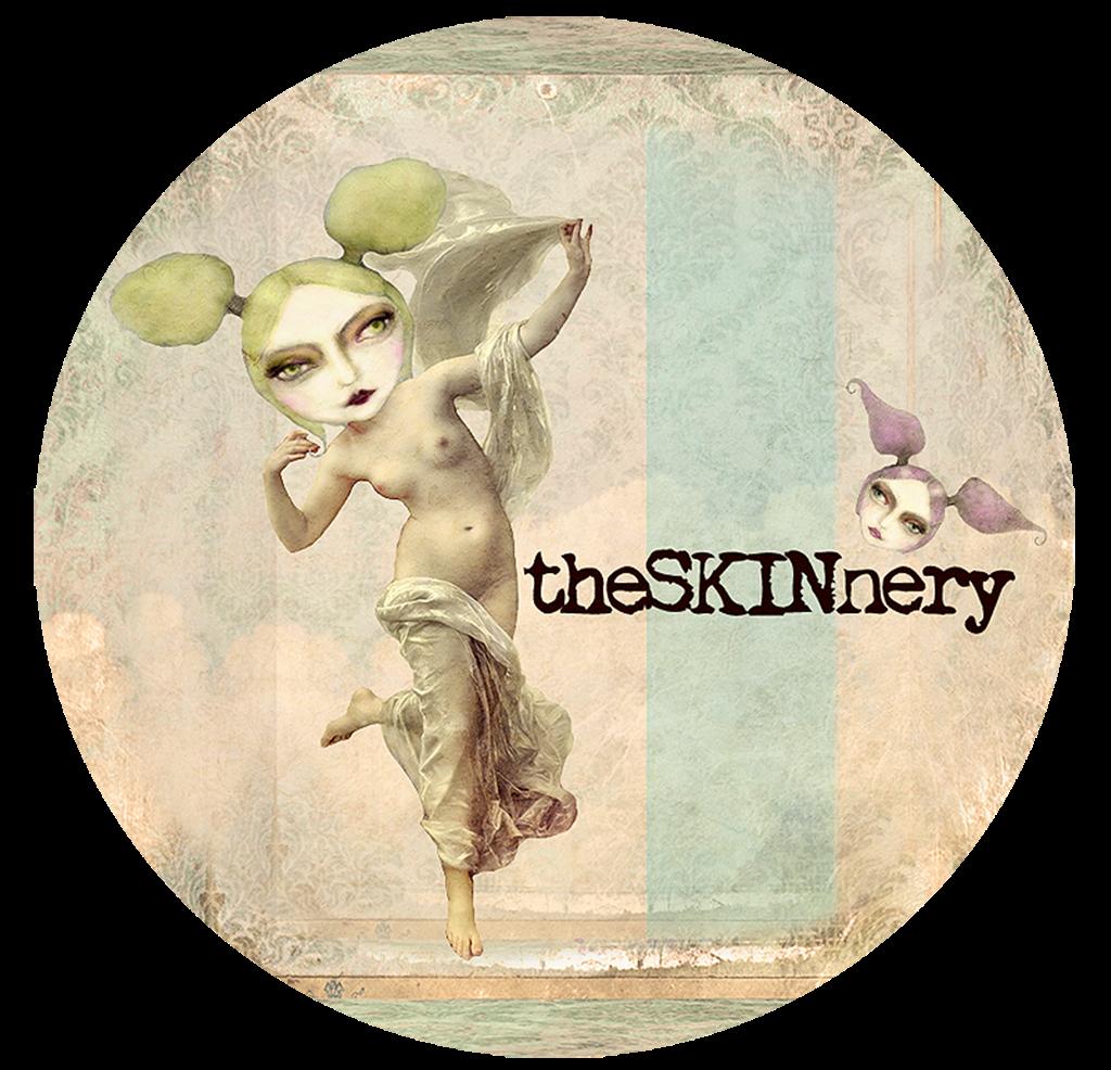 [theSkinnery] logo