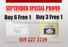 Promosi September 2014