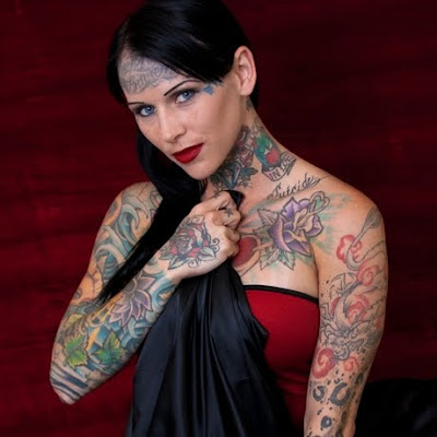 Michelle Bombshell Tattoo Design Picture Gallery - Michelle Bombshell Tattoo Ideas