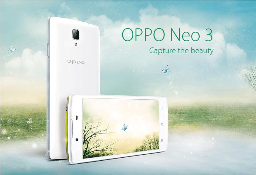 Oppo Neo3 R831K Flashtool Firmware Tested