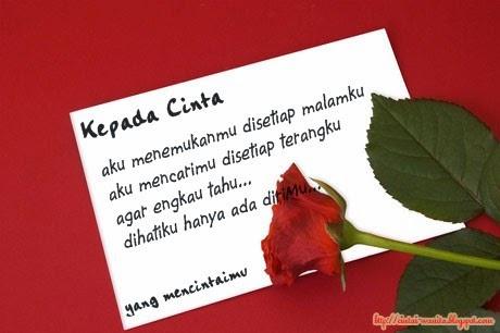 Surat Cinta Contoh Surat Cinta Untuk Orang Terkasih Cinta