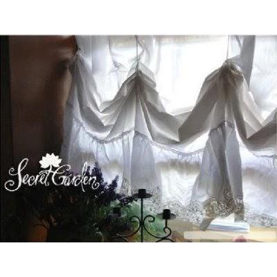 Cortina vintage fotos de cortinas decoraci n con for Cortinas vintage