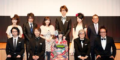 Seiyuu Awards 2011 ganadores lista completa