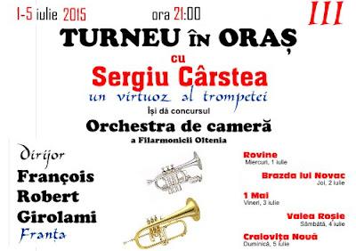Filarmonica Oltenia, Turneu in oras III