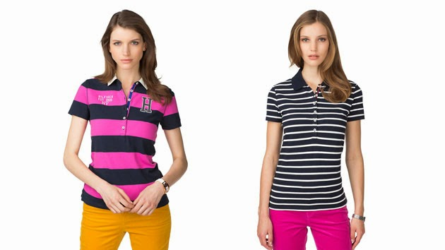 Polos Tommy Hilfiger Baratos Mujer