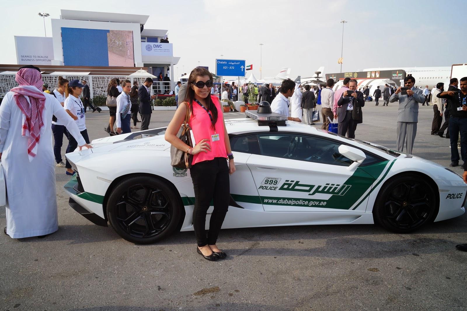 Dubai Air Show '13 Diary