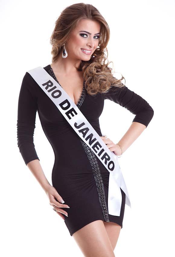 Rayanne Morais, Miss Rio de Janeiro