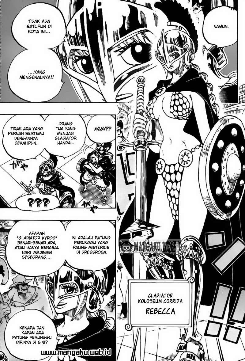 Dilarang COPAS - situs resmi www.mangacanblog.com - Komik one piece 704 - Patung kyros dan lucy 705 Indonesia one piece 704 - Patung kyros dan lucy Terbaru 15|Baca Manga Komik Indonesia|Mangacan