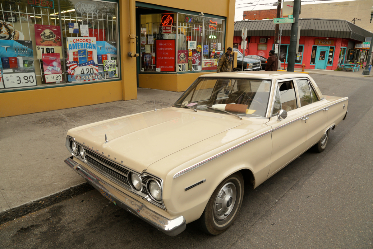 1967 Plymouth Belvedere II Sedan