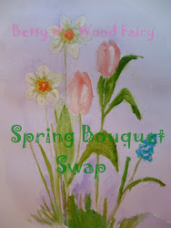 Spring Bouquet Swap