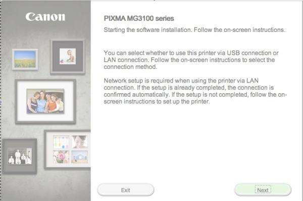 Canon Pixma MG37170