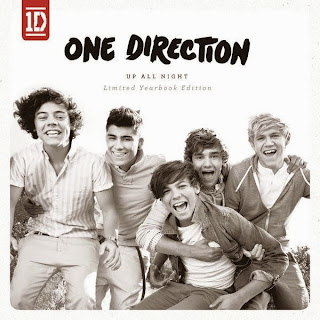 one direction, 1d, up all night, cover, yearbook edition, harry styles, liam payne, louis tomlinson, niall horan, zayn malik