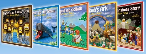 brick bible series books